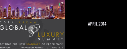 2014 AREAA Global and Luxury Summit