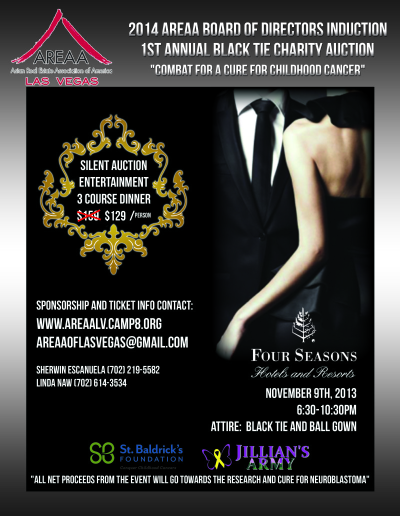 Black Tie Flyer- AREAA-129