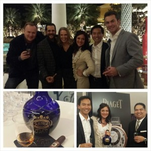 Piaget ultra luxury watch event