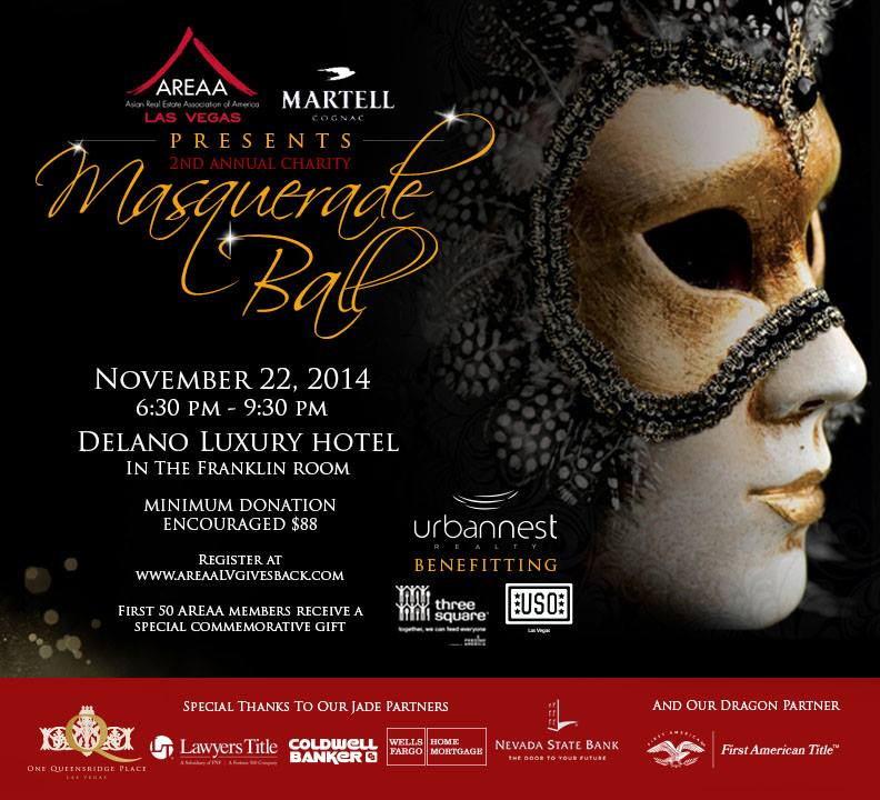 Martell-AREAA Masquerade Flyer
