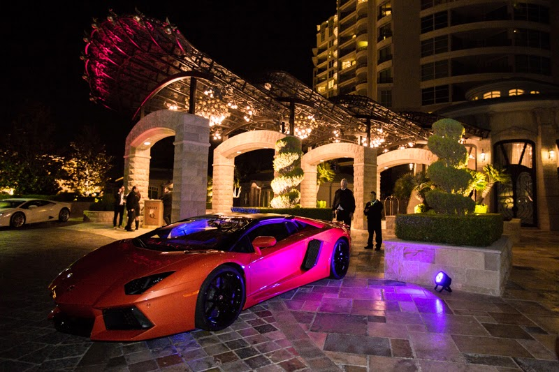 Pinnacle of Luxury - Lamborghini