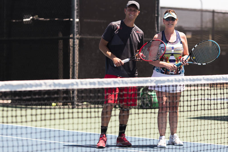 Char-Luxury-Pro-Am-Tennis-Posing-Pair